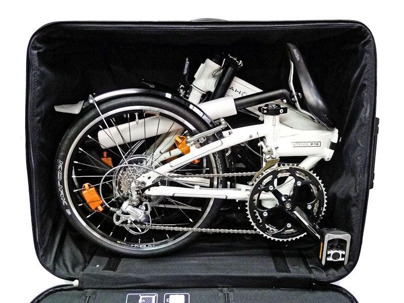Dahon Transport Case Quot Airporter Ii Quot Transport Case For